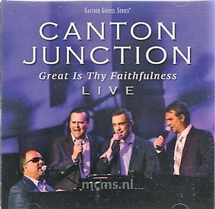 Great Is Thy Faithfulness CD - Canton Junction   mcms.nl