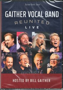 Reunited LIVE dvd - Gaither Vocal Band | mcms.nl