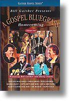 "Gaither Homecoming ""A Gospel Bluegrass Homecoming- Vol 1"""