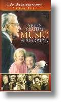 """Gaither Homecoming """"A Billy Graham Music Homecoming - Vol 2"""""""