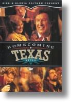 """Gaither Homecoming """"Homecoming Texas Style"""""""