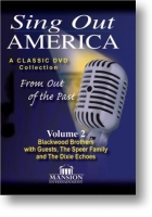"""Sing Out America - Volume 2 """"The Blackwood Brothers"""""""