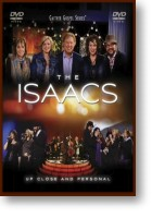 "DVD Isaacs ""Up Close And Personal"""