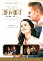 "Joey & Rory ""Inspired, songs of faith and family"""