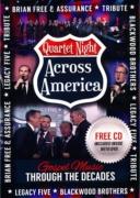 """Quartet Night Across America """"Gospel Music Through The Decades"""""""
