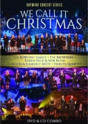 "DVD Various Artists ""We Call It Christmas"""