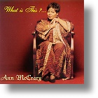 "CD Ann McCrary ""What Is This?"""
