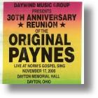 "Original Paynes ""30th Anniversary Reunion"""