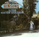 "Original Hinsons, ""LIVE And On Stage"""