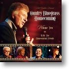 """Gaither Homecoming """"Country Bluegrass Homecoming - vol 2"""""""