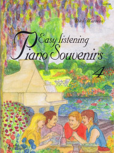 Easy Listening Piano Souvenirs deel 4