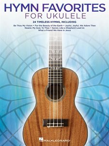 Hymns Favorites for Ukelele