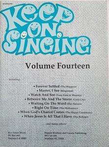 Keep On Singing Volume 14