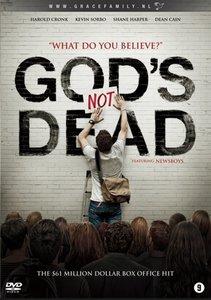 GOD'S NOT DEAD   Drama