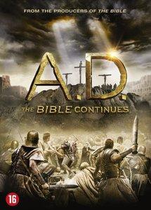 A.D. THE BIBLE CONTINUES | Bijbelverhalen | 4-DVD