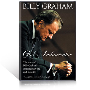 "..BILLY GRAHAM ""GOD'S AMBASSADOR"" 