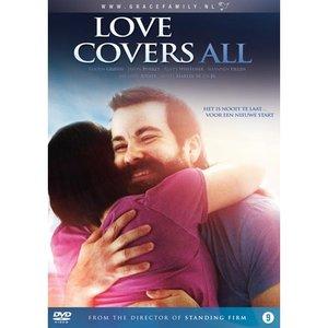 LOVE COVERS ALL  NIET MEER LEVERBAAR