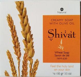 "Shivat Creamy Soap ""Tarwe"" 100gram"