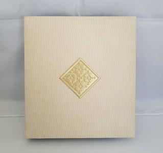 Fotoalbum Brush Gold | MCMS.nl