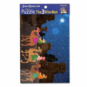 "PUZZLE ""THE 3 WISE MEN"""