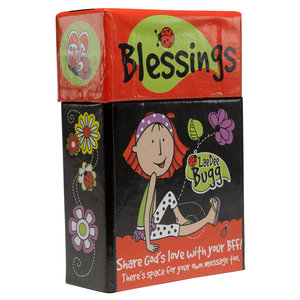 "BOX OF BLESSINGS ""For LaeDee Bugg"""
