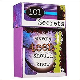 "BOX OF BLESSINGS ""101 Secrets Every Teen Should Know"""