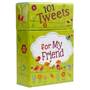"BOX OF BLESSINGS ""101 Tweets For My Friend"""