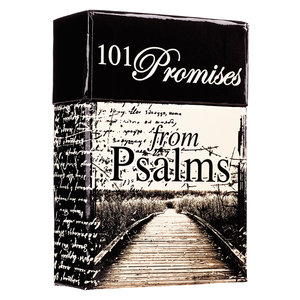 """BOX OF BLESSINGS """"101 Promises from Psalms"""""""