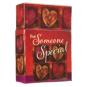 "BOX OF BLESSINGS ""Joyful Blessings For Someone Special"""