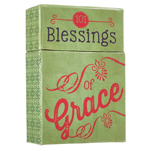 "BOX OF BLESSINGS ""101 Blessings for Grace"""
