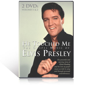 "Elvis Presley DVD2 ""He Touched Me"""
