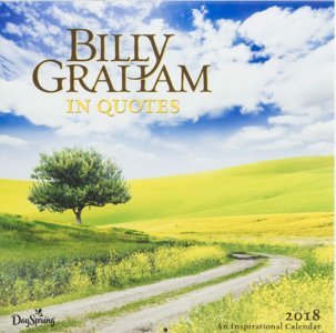 """WANDKALENDER """"Billy Graham in Quotes"""