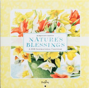 "WANDKALENDER Marjolein Bastin ""Nature's Blessings"""