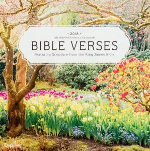 "WANDKALENDER ""Bible Verses"""