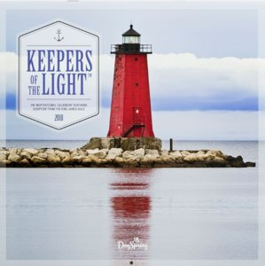 "WANDKALENDER ""Keepers of the Light"""