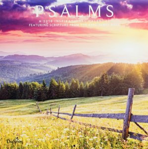 "WANDKALENDER ""Psalms"""