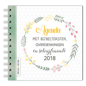 AGENDA 2018 Precious & Beloved | Cindy van Ooijen