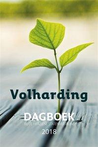"""DAGBOEK 2018 """"Volharding 2018"""""""