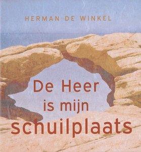 """GESCHENKBOEK Herman de Winkel """"Heer is mijn Schuilplaats"""""""