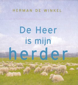 """GESCHENKBOEK Herman de Winkel """"Heer is mijn Herder"""""""