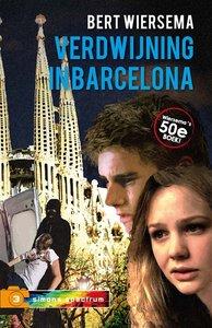 """JEUGDBOEK Bert Wiersema """"Verdwijning in Barcelona"""""""