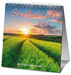 """KALENDER 2018 Fatzer """"Stralend Licht"""" HSV"""