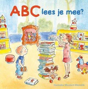 """KINDERBOEK Hanneke Mostert-Wensink """"ABC lees je mee"""""""