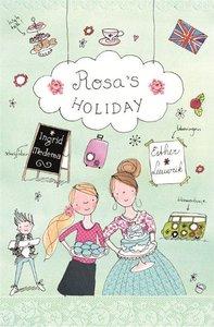 "KINDERBOEK Ingrid Medema ""Rosa's Holiday"""
