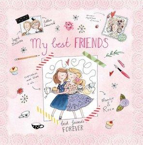 """KINDERBOEK Ingrid Medema """"My best friends"""""""