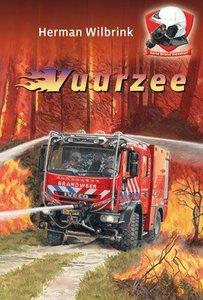 """KINDERBOEK Herman Wilbrink """"Vuurzee"""""""