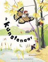 """KINDERBOEK L. van de Heg """"Kunstenaar"""""""