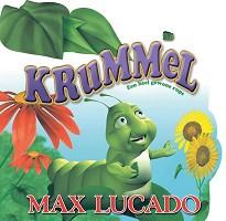 """KINDERBOEK Max Lucado """"Krummel, een heel gewone rups"""""""