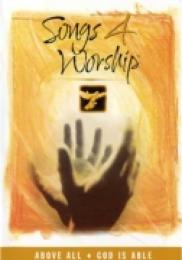 """DVD Songs 4 Worship """"Above All - God Is Able"""""""