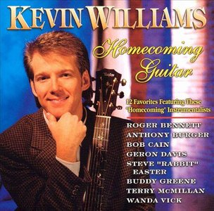 "CD Kevin Williams ""Homecoming Guitar"""